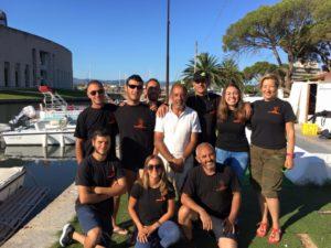 Leila Diving Olbia Staff 2016