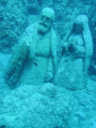 Leila Diving Presepe Figarolo