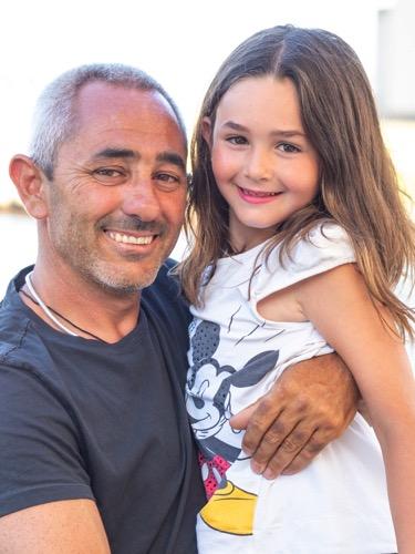 Manuel Caboni (e Leila)