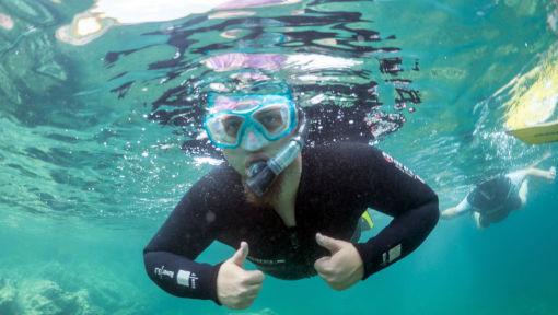 foto escursioni snorkeling ad Olbia