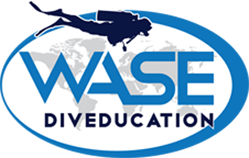 logo didattica Wase Diveducation